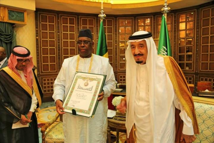 Macky Sall en Arabie Saoudite pour prendre part au Forum de Riyad sur l'investissement
