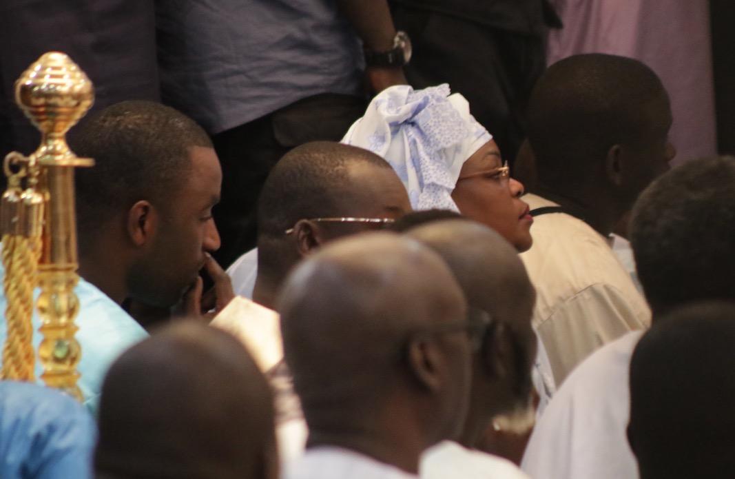 Macky Sall à Touba: Ce geste de Marième Faye Sall, calculé ou pas, renforce sa popularité