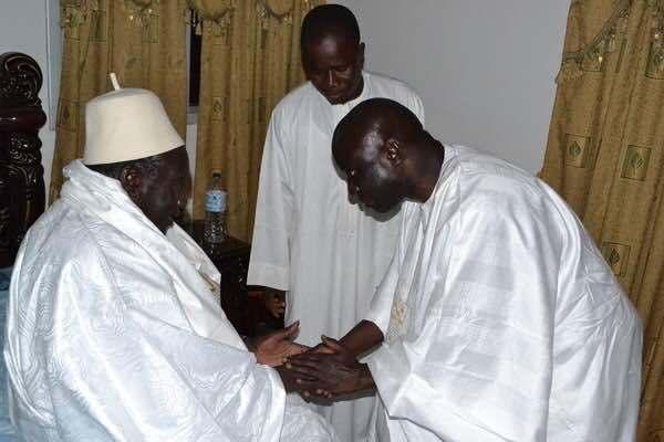 Démenti:  Serigne Moussa Mbacké Nawel n'a pas lâché Idrissa Seck