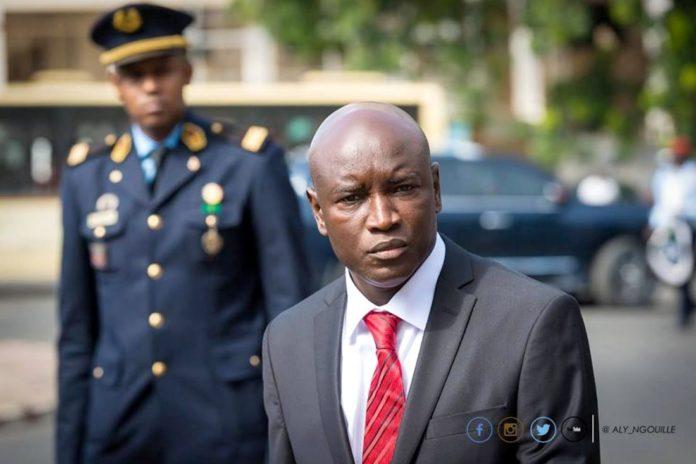 Profanation de la Cathédrale de Kaolack : La réaction du ministre de l'Intérieur Aly Ngouille Ndiaye