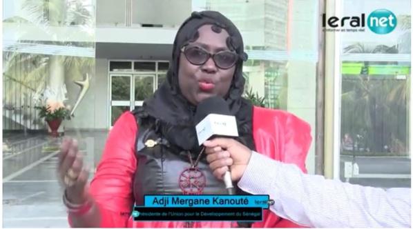 Adji Mergane Kanouté, vice-présidente des femmes de Bby : «Les accusations gratuites de l'opposition, c'est l'arme des faibles»