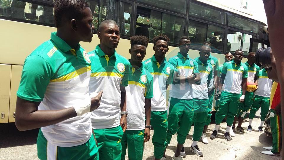 CAN 2018 Beach Soccer: Le Sénégal dans le groupe du Nigéria