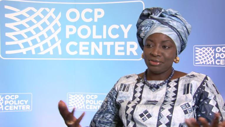 Aminata Touré : « l'Afrique ne tire pas suffisamment profit de ses ressources à cause de ses leaders »
