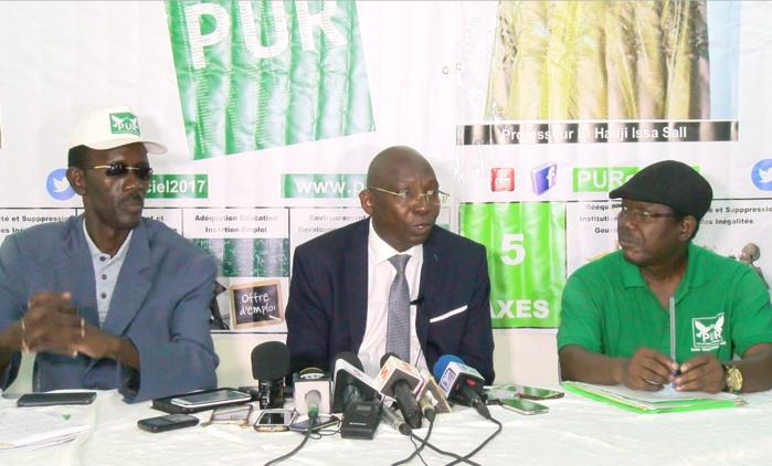 Front contre un hold-up électoral: Me Mame Adama Guèye rencontre Issa Sall du Pur