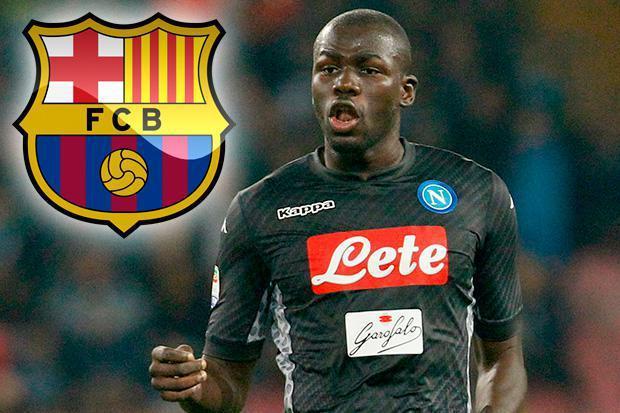 Kalidou Koulibaly : Naples rejette une offre de 70m € du FC Barcelone