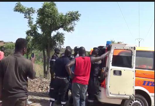 Kaffrine : 2 morts et plusieurs blessés dans un accident de la route
