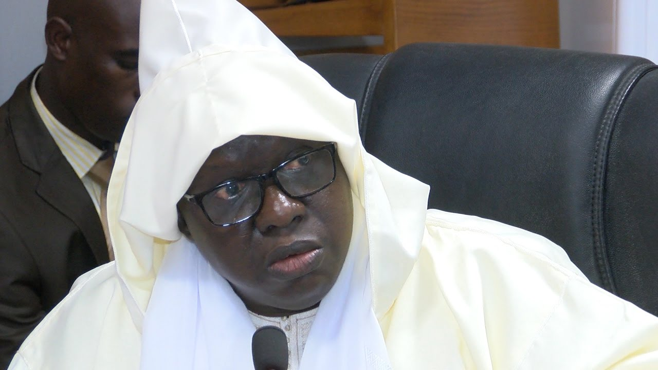 Mamadou Lamine Laye aux politiques : « notre démocratie à nous, ce n'est pas de la démocratie, c'est de l'anarchie »