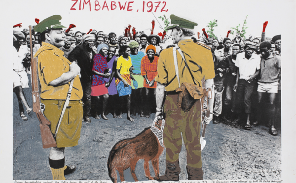 Marcelo Brodsky établit un parallèle entre les instabilitéspolitiques en Argentine et au Zimbabwe.