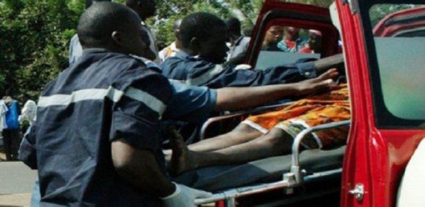 Accident à Thiès : Le bilan monte à 4 morts