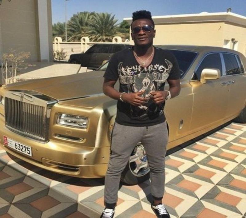Gyan Asomoah découvre qu'il n'est pas le père des 3 enfants de sa femme