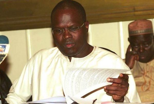 Cour suprême : Khalifa Sall attaque le décret de Macky Sall