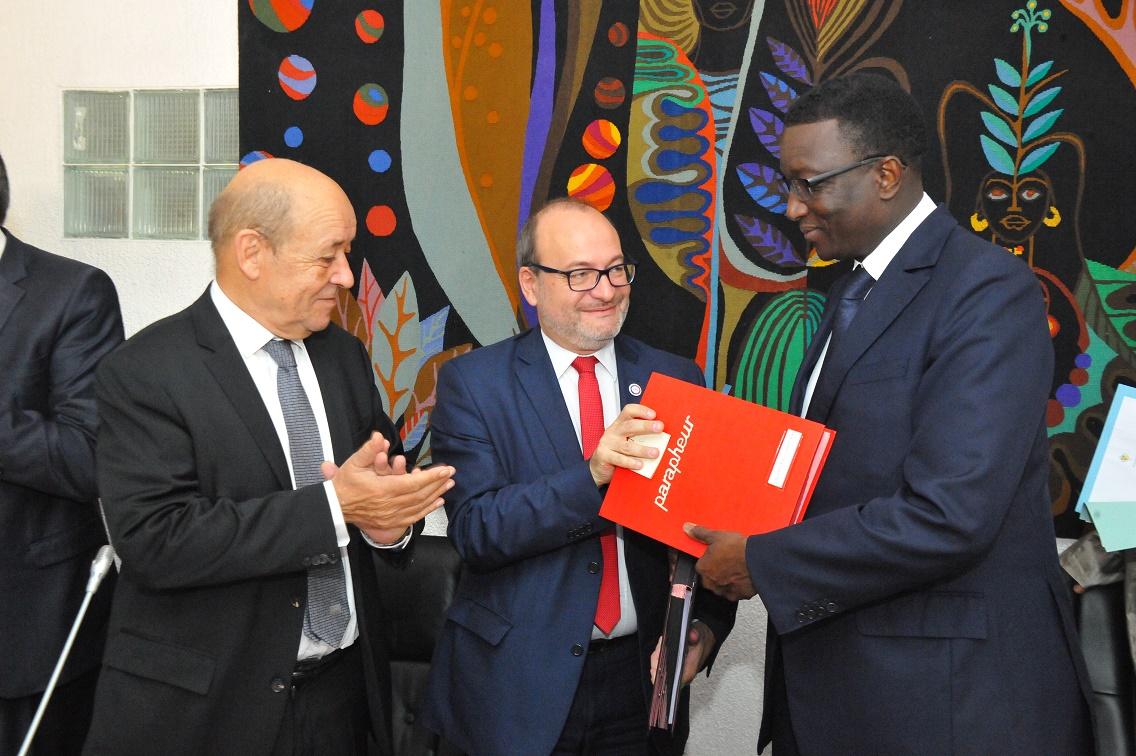 Vidéo- L'Agence Française de Développement (AFD) offre 6 milliards au Sénégal