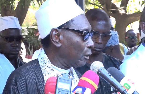 """Ndiassane: Ahmed Bachir Kounta sur les attaques contre ceux qui soutiennent Macky Sall : """"ce terrorisme-là doit cesser"""""""