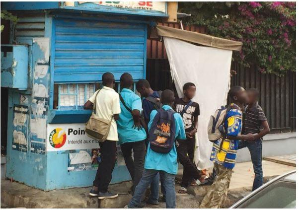 Pari Foot : Quand la Lonase pervertit la jeunesse sénégalaise