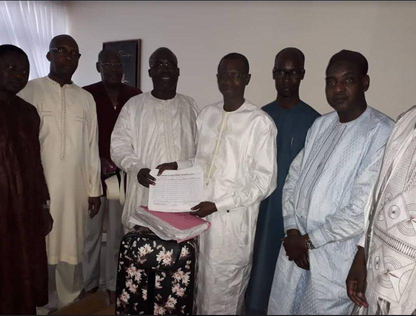Parrainage à Kanel: Daouda Dia rassure Macky Sall