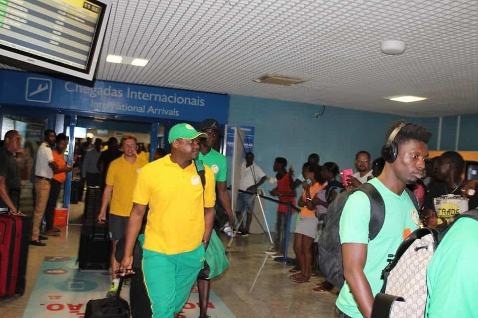La Guinée Equatoriale refuse aux Lions l'accès au stade