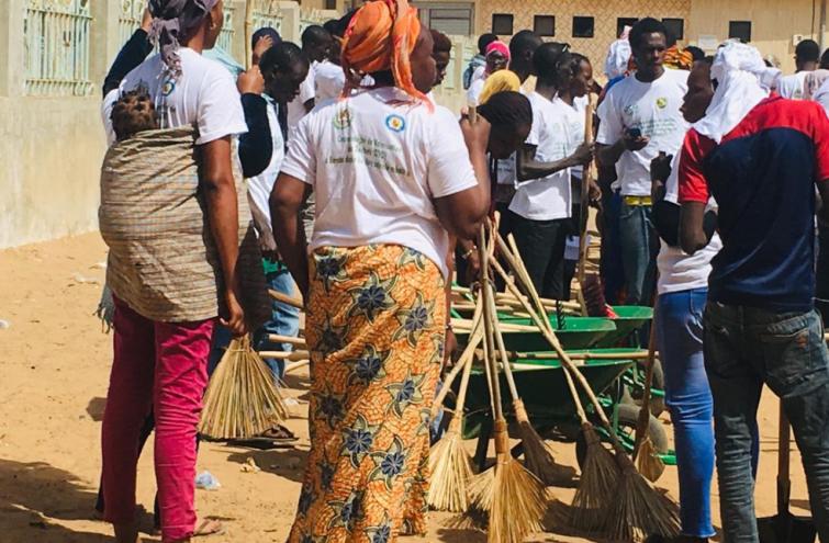 Maouloud 2018: 300 personnes recrutées pour assurer la propreté de Tivaouane