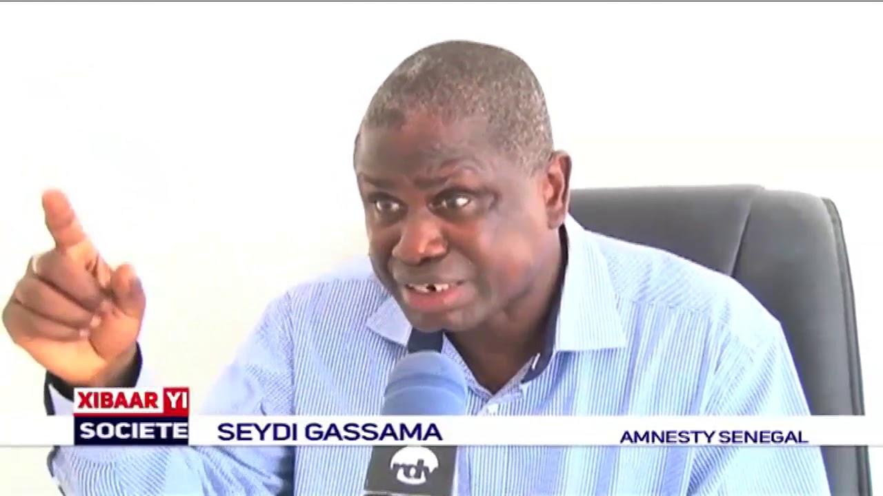 Présumée collusion d'Amnesty avec l'opposition: Seydi Gassama dénonce une tentative de « diabolisation » de Macky Sall