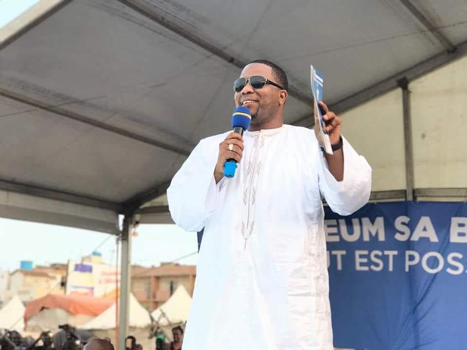 Le candidat Bougane Gueye Dany en tournée à Louga : « La corruption est le principal goulot qui étrangle notre développement »