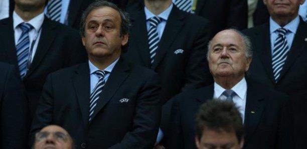 Football Leaks : Sepp Blatter drague Michel Platini