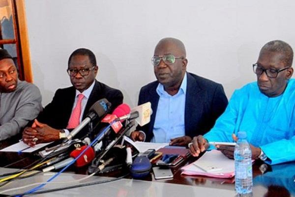 L'opposition menace: « nous allons envoyer, ce jeudi, nos experts et si Aly Ngouille Ndiaye utilise la force, il y aura une surprise »