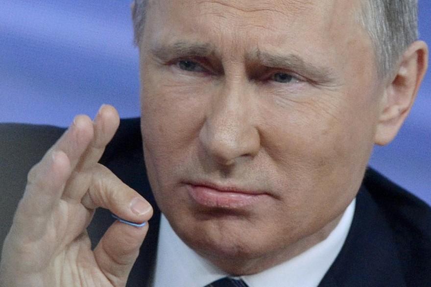"""Les pures et dures vérités de Vladimir Poutine: """" Les Africains une fois riches investissent en Europe, une fois morts, veulent être enterrés en Afrique"""""""
