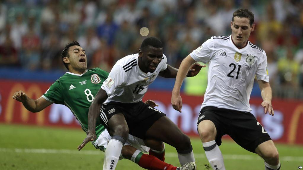 Allemagne-Russie 3-0, la Mannschaft se rassure face à la Russie
