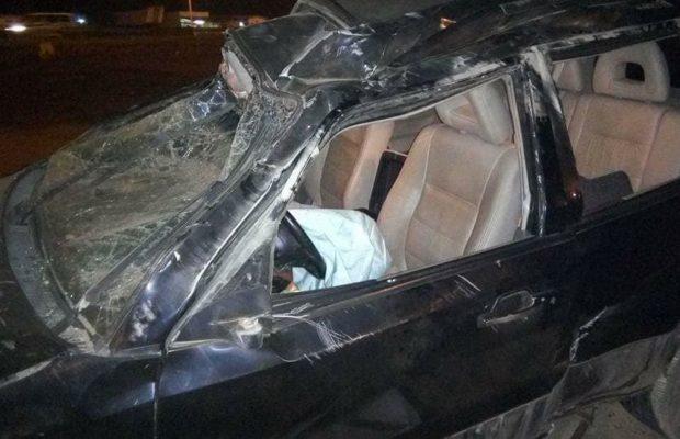Gossas: Un véhicule dérape et fait 4 morts et plusieurs blessés