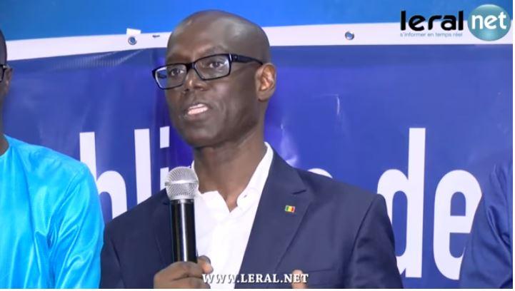 Thierno Alassane Sall dénonce les « errements » de Macky Sall