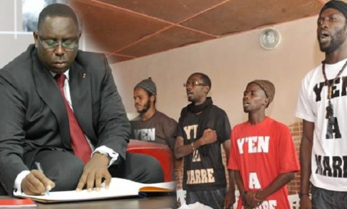 Fadel Barro : « La tentative de musellement ne passera pas… »