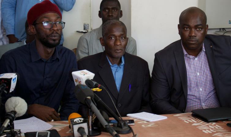 """Sénégal: le pouvoir accusé d'""""affaiblir la société civile"""" avant la Présidentielle"""