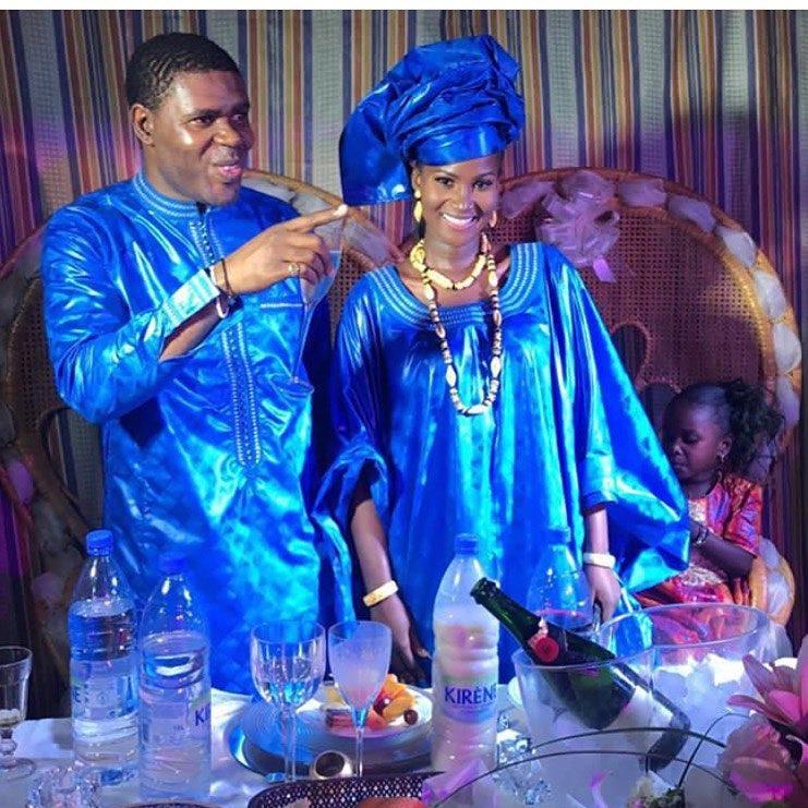 11 Photos : Marie Paula Silva, sœur de Tony Sylva mariée à Ruslan Obiang, fils aîné du Président de la Guinée équatoriale