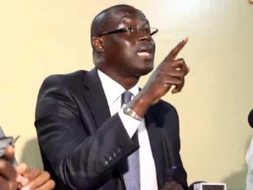 Affaire Keïta Baldé : La FSF va couper des têtes