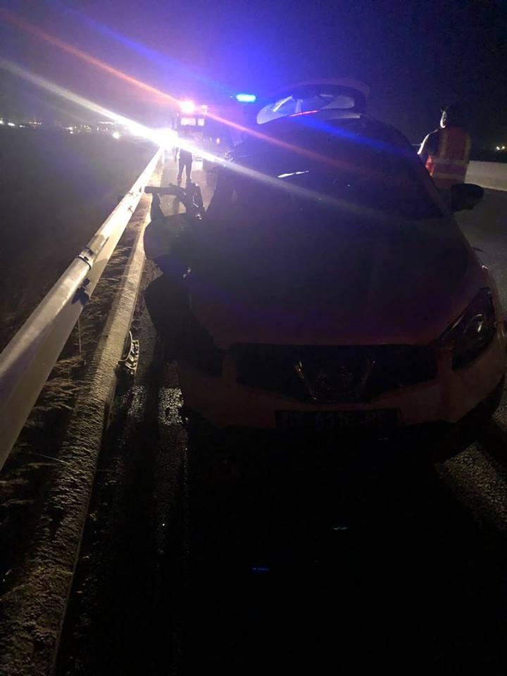 ( 07 Photos ) Manque d'éclairage sur l'autoroute à péage: Aïssatou, enceinte de 8 mois, perd la vie dans un accident