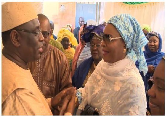 Une transhumance inattendue : Aida Ndiongue soutient Macky Sall avec Oumou Salamata Tall