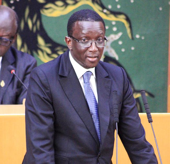 Amadou Bâ sur la tension budgétaire: « Nous n'avons aucun problème pour payer les obligations »