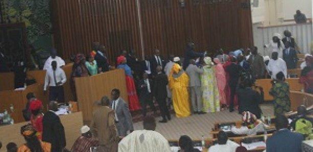 Bagarre à l'Assemblée Nationale : Cheikh Abdou Mbacké revient à la charge