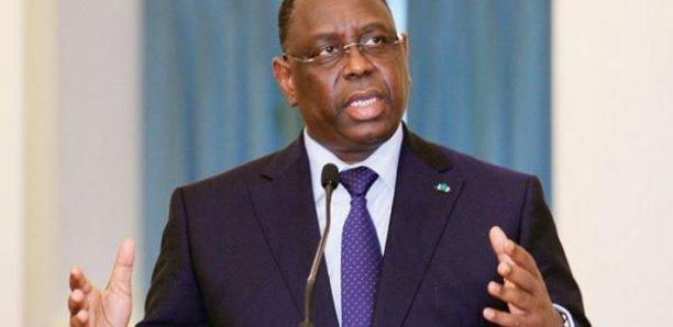 Session ordinaire du Cese : Macky installe les nouveaux conseillers, jeudi
