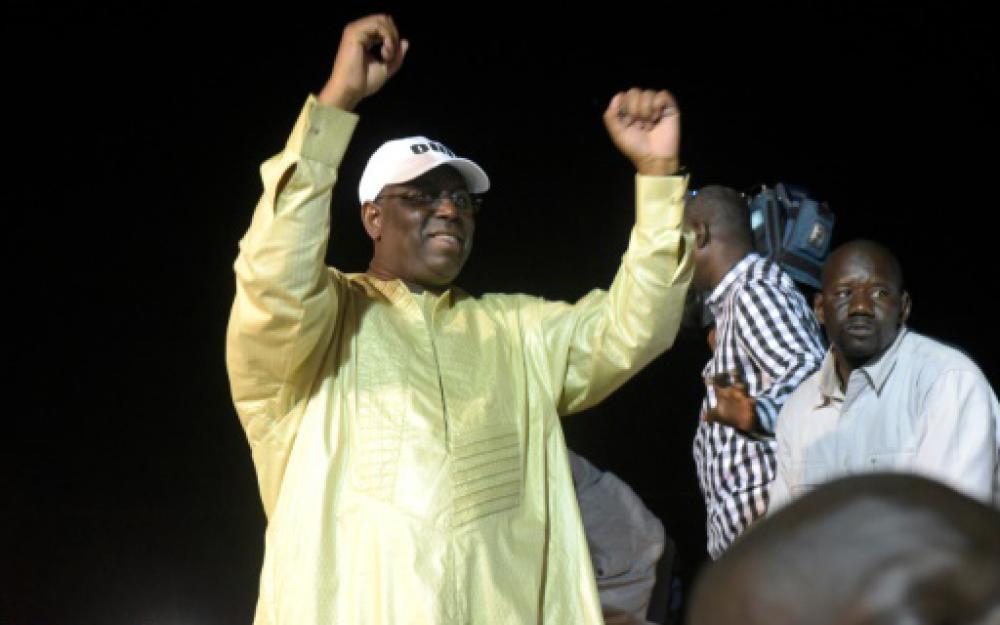 Diamniadio: 15.000 délégués attendus à l'investiture de Macky Sall