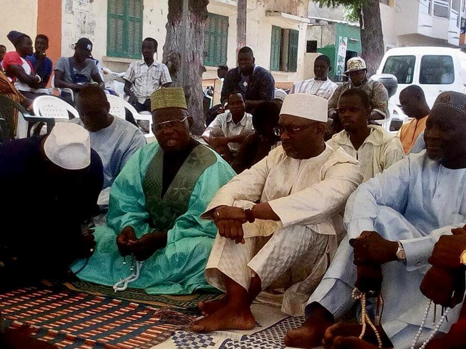 Cheikh Ba , Directeur des impôts et domaine