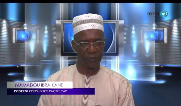 Mamadou Ibra Kane: « Au Sénégal, seulement 3 quotidiens sur 23 vivent de leur activité, le reste, c'est juste des criminels économiques»