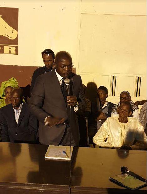 Les femmes de Tivaouane Peulh s'engagent derrière Oumar Guèye pour la réélection du Président Macky Sall