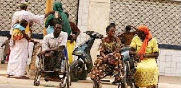 Les personnes handicapées contestent les chiffres de l'ANSD