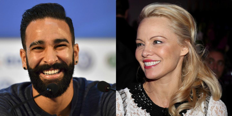 Pamela Anderson séparée d'Adil Rami, c'est fini la love story