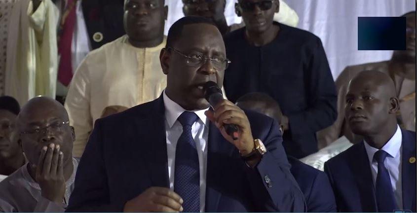 Congrès APR:  Macky Sall reconduit à la tête de son parti et investi pour la présidentielle de 2019
