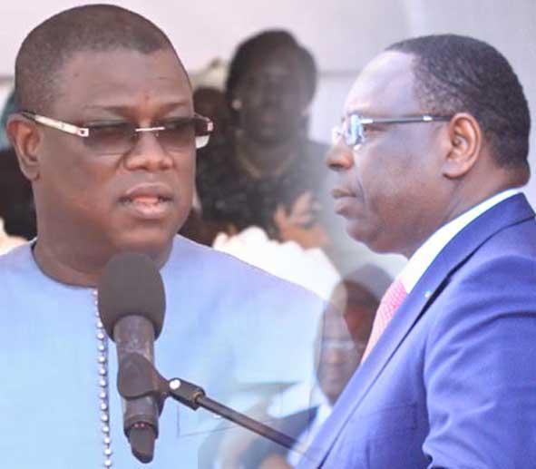 Présidentielle de 2019: Baldé confirme son soutien à Macky Sall