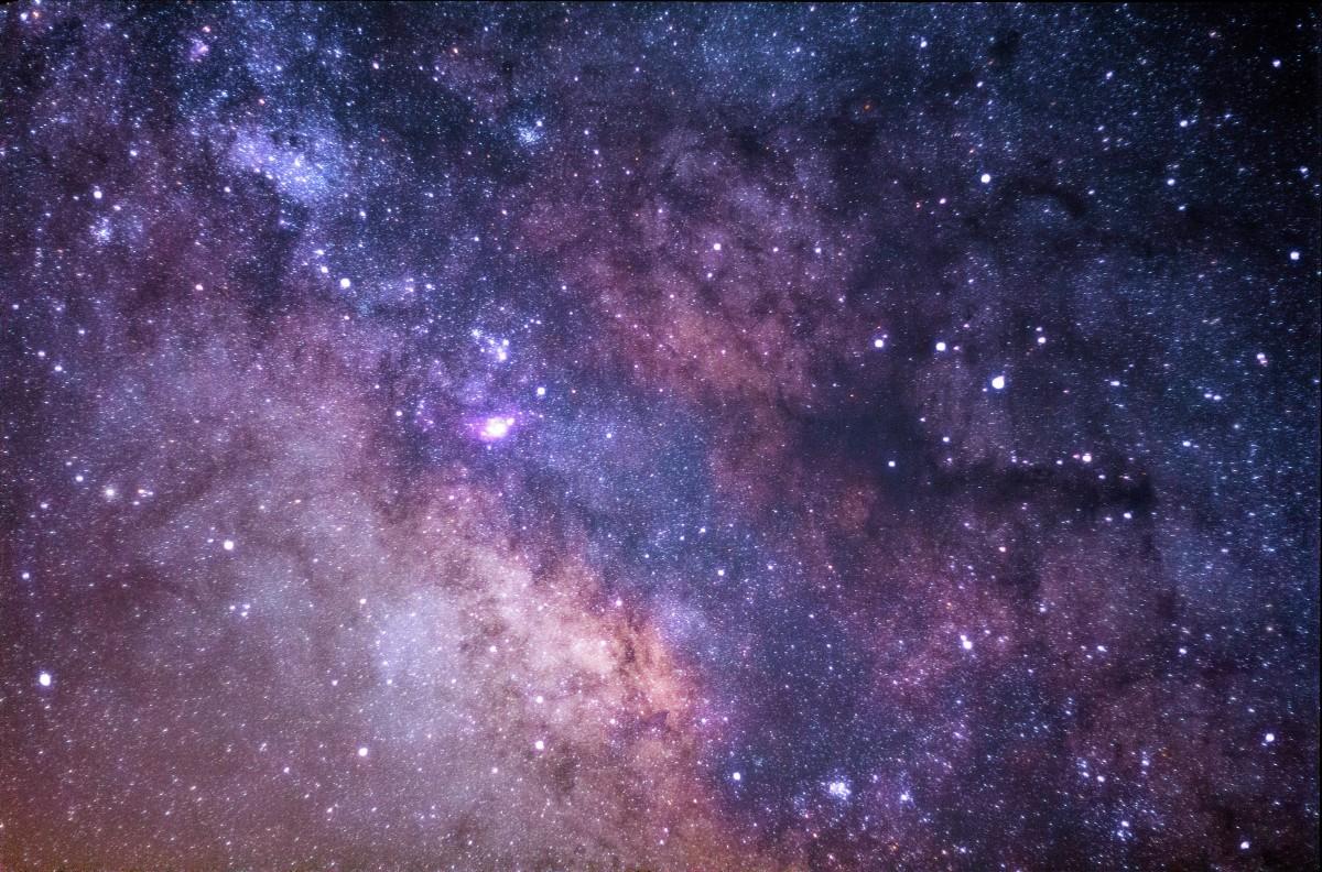 Voici la quantité de lumière émise par les étoiles depuis le début de l'Univers
