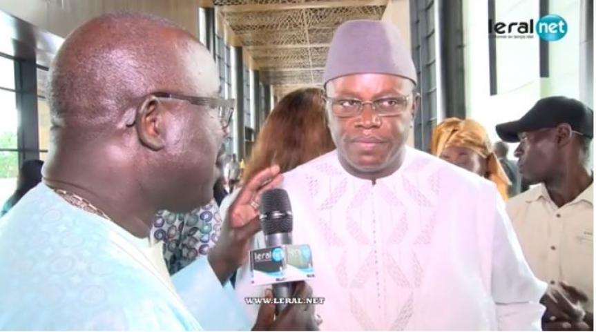 Matar Bâ, ministre des Sports : « le salaire d'Aliou Cissé sera revalorisé »