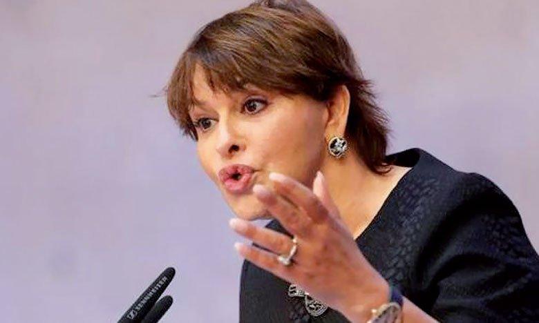 """Hakima El Haïte, nouvelle """"égérie"""" de l'Internationale libérale"""