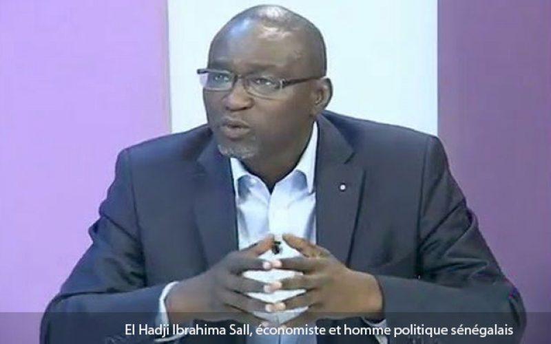 El Hadji Ibrahima Sall, né le 11 mars 1960 à Rufisque au Sénégal, est un économiste et un homme politique sénégalais, ancien ministre du Plan de 1998 à 2001.